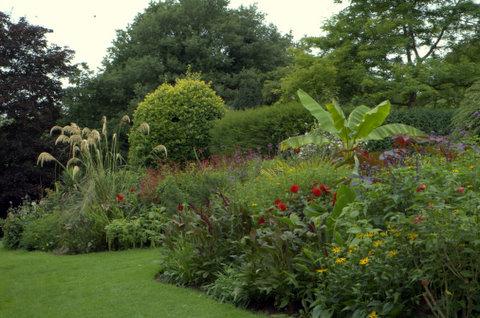 Garden Design Bedfordshire - Herbaceous planting, Shropshire