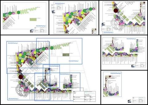 Techincal Tender documents - planting plans