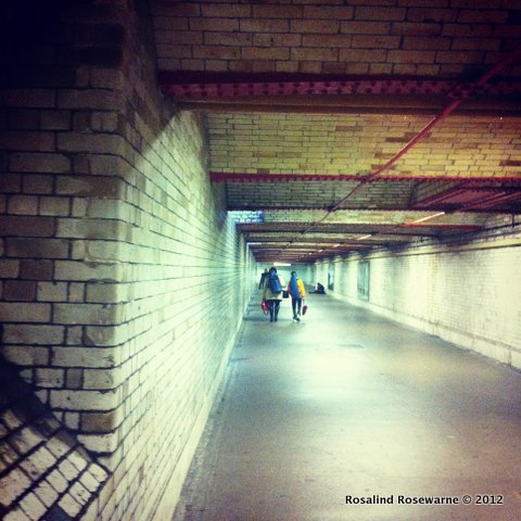 Underground route to the SGD Conference