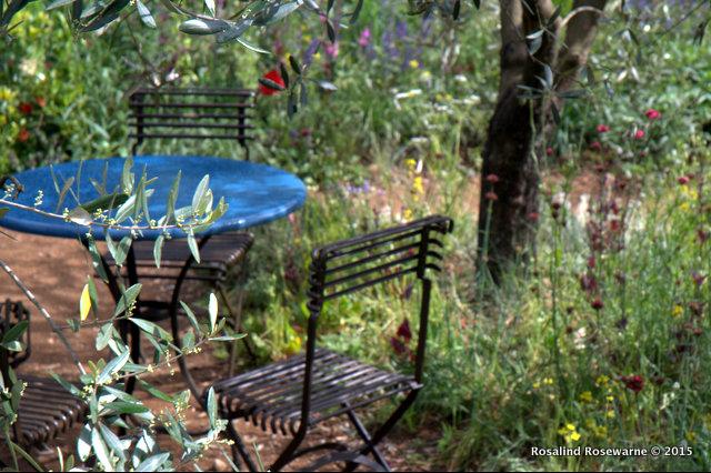 Jhonathan Basson  for L'Occitane - A Perfumers Garden in Grasse