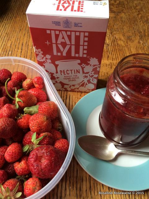 Strawberry Jam Making kit