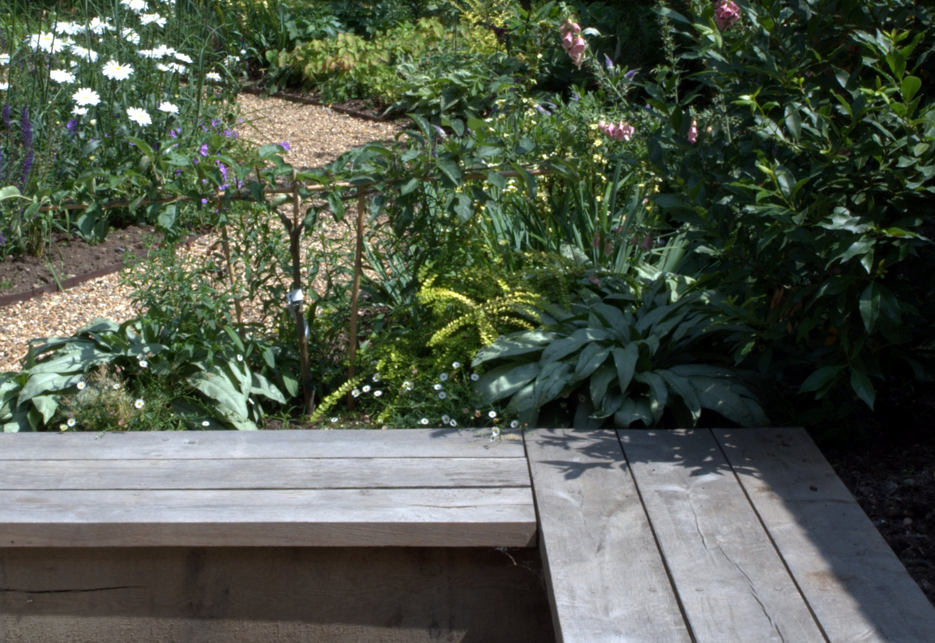Landscape garden design bedfordshire for Garden design solutions