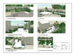 Family garden - 3D model
